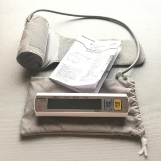 Panasonic - 上腕血圧計