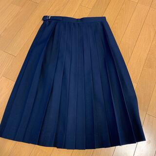 中学制服スカート(ひざ丈スカート)