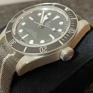 Tudor - チューダー ブラックベイ58 silver