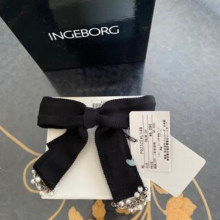インゲボルグ(INGEBORG)の新品未使用 インゲボルグ  コサージュ(ブローチ/コサージュ)