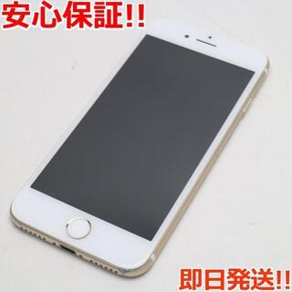 アイフォーン(iPhone)の良品中古 SIMフリー iPhone7 32GB ゴールド (スマートフォン本体)