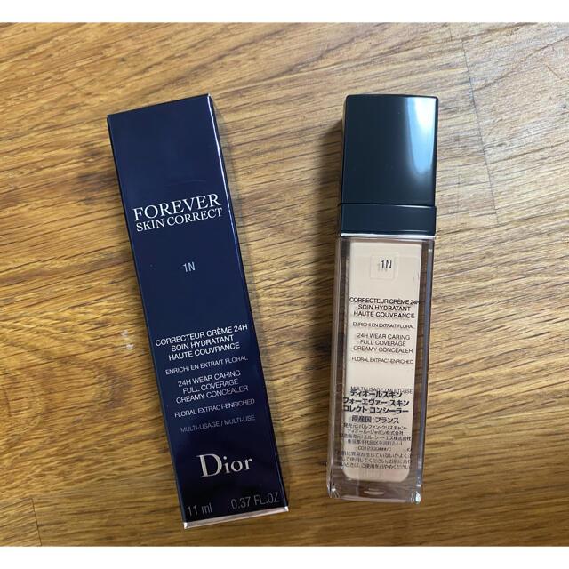 Dior(ディオール)の1N ディオール スキン フォーエヴァー スキンコレクト コンシーラー コスメ/美容のベースメイク/化粧品(コンシーラー)の商品写真