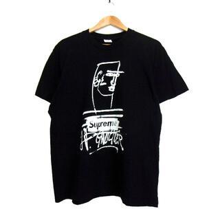 シュプリーム(Supreme)のシュプリーム×ジャンポールゴルチエ■19SSロゴTシャツ(Tシャツ/カットソー(半袖/袖なし))