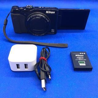 Nikon - 【30倍ズーム】 Nikon COOLPIX S9900 ブラック