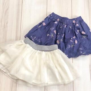 babyGap スカート2枚セット 90cm
