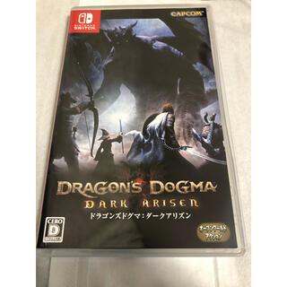 Nintendo Switch - 中古 Switch ドラゴンズドグマ ダークアリズン