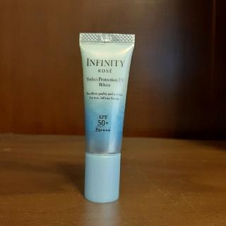 インフィニティ(Infinity)のKOSE インフィニティ パーフェクト プロテクション uv 日焼け止め乳液(乳液/ミルク)