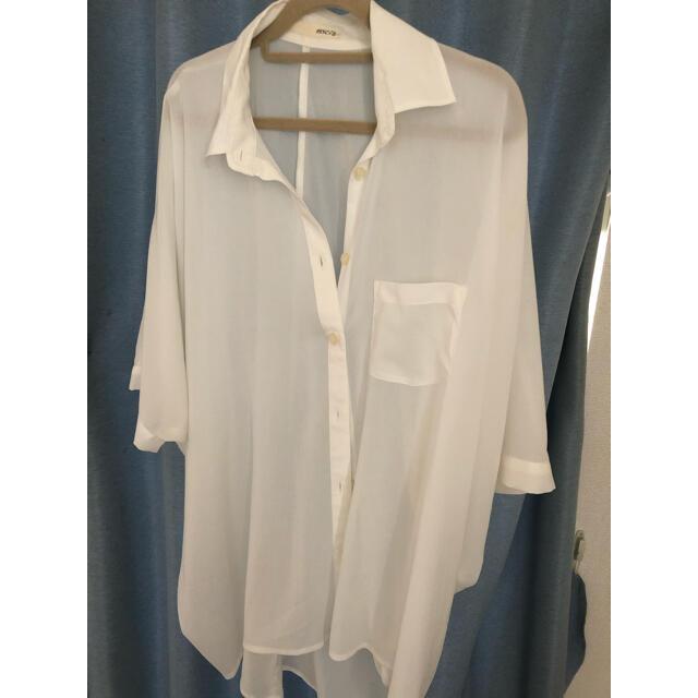 moussy(マウジー)のシャツ レディースのトップス(シャツ/ブラウス(長袖/七分))の商品写真