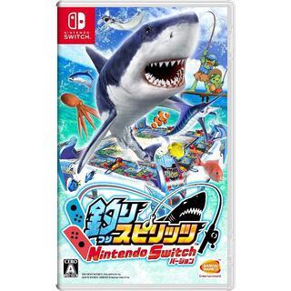Nintendo Switch - 新品未開封釣りスピリッツ Nintendo Switchバージョン