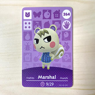 Nintendo Switch - どうぶつの森☆amiiboカード☆ジュン