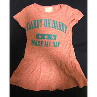 ダディオーダディー(daddy oh daddy)のDaddy Oh Daddy ワンピース 100(ワンピース)