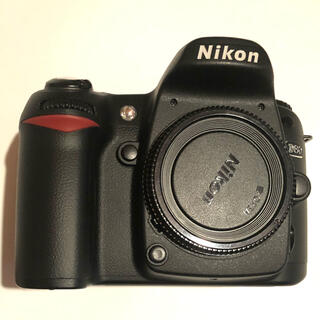 ニコン(Nikon)のニコンD80(デジタル一眼)