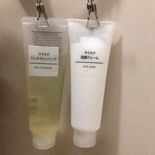 ムジルシリョウヒン(MUJI (無印良品))のノタ様専用 ローランド愛用 クレンジング&洗顔料(洗顔料)
