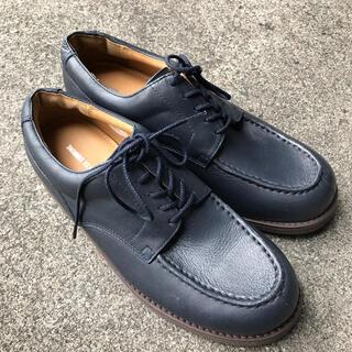 コムサコミューン(COMME CA COMMUNE)の新品未使用 レディース コムサコミューンM(23.5-24.0)革靴(ローファー/革靴)