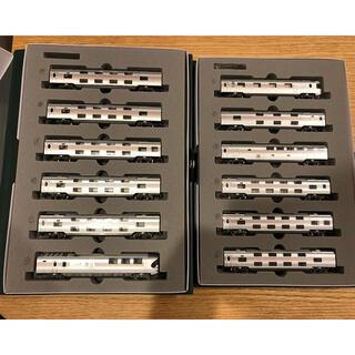カトー(KATO`)のKATO E26系 カシオペア 客車のみ(鉄道模型)