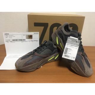 adidas yeezy boost 700 mauve 27cm(スニーカー)