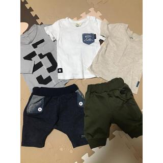 男の子 Tシャツ ズボン セット販売 まとめ売り 80 Lee リー