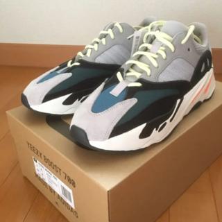 adidas yeezy boost 700 wave runner 27cm(スニーカー)