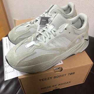 adidas yeezy boost 700 salt 27.5cm(スニーカー)
