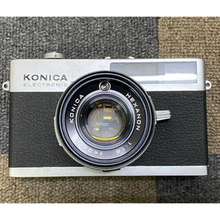 コニカミノルタ(KONICA MINOLTA)のKONICA ELECTRONIC(フィルムカメラ)
