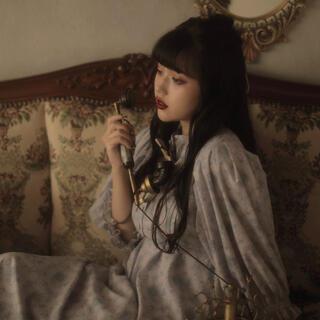 スワンキス(Swankiss)のswankiss SX dream flower O/P(ロングワンピース/マキシワンピース)