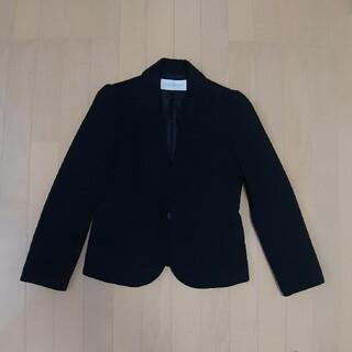 プロポーション(PROPORTION)の黒のジャケット(テーラードジャケット)
