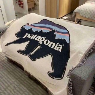 patagonia パタゴニア ラグマット 絨毯 ソファカバー アメリカ