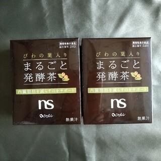シャルレ(シャルレ)のびわの葉入りまるごと発酵茶(機能性表示食品)(健康茶)