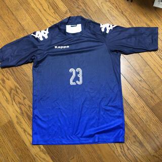 カッパ(Kappa)のkappa    背番号23  サッカー 練習着 プラシャツ(ウェア)