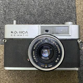 コニカミノルタ(KONICA MINOLTA)のKONICA EE-MATIC DELUXE 2(フィルムカメラ)