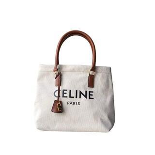 セリーヌ(celine)のCELINE ホリゾンタル トートバッグ キャンバス(美容液)