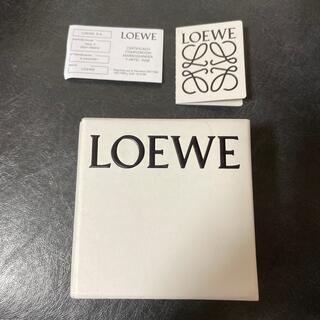 LOEWE - 【LOEWE】アナグラムブローチ