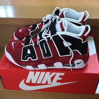 NIKE AIR MORE UPTEMPO 96 27cm(スニーカー)