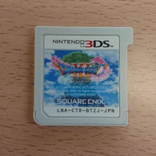 スクウェアエニックス(SQUARE ENIX)のドラゴンクエスト11 3DS(ソフトのみ)(携帯用ゲームソフト)