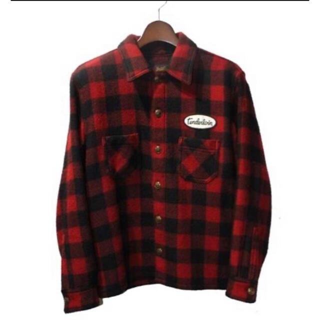 TENDERLOIN(テンダーロイン)の本店限定 10SS Sサイズ テンダーロイン バッファロー ジャケット メンズのジャケット/アウター(ブルゾン)の商品写真