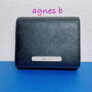 agnes b. - agnes b.アニエスベー 折りたたみ財布