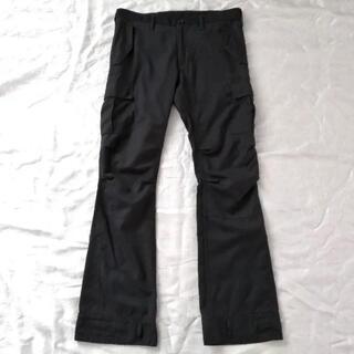 アークテリクス(ARC'TERYX)のmofm cargo flare trousers black alyx mmw(ワークパンツ/カーゴパンツ)