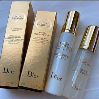 Christian Dior - ディオール プレステージ 化粧水 サンプル 2本セット 箱付き 新品未使用