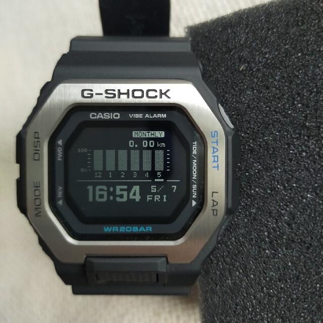 G-SHOCK(ジーショック)のG-SHOCK GBX-100-1JF G-LIDE メンズの時計(腕時計(デジタル))の商品写真