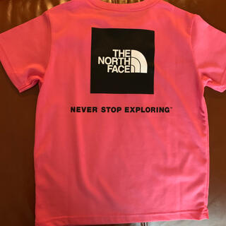 THE NORTH FACE - 新品THE NORTH FACEキッズTシャツ