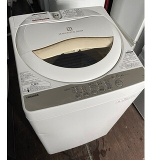 トウシバ(東芝)のTOSHIBA 5キロ洗濯機 💍2016年製💍(洗濯機)
