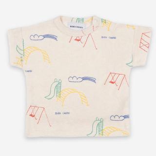コドモビームス(こども ビームス)の新品 bobo choses 18-24M Tシャツ パイル地(Tシャツ/カットソー)
