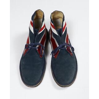 クラークス(Clarks)の◉ 00年代 クラークス デザートブーツ 60周年記念モデル ■(ブーツ)