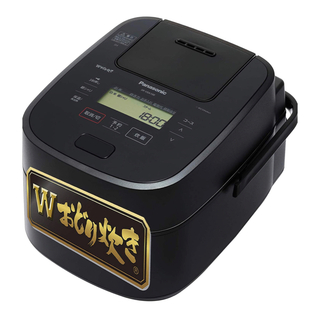 Panasonic - パナソニック 炊飯器 5.5合 高級モデル Wおどり炊き スチーム&可変圧力IH