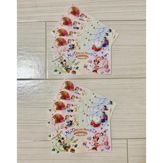 ディズニー(Disney)のセレブレーションホテル ポストカード 8枚 美品(写真/ポストカード)