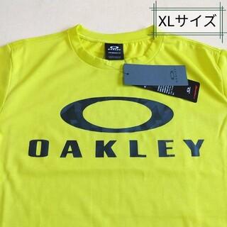 オークリー(Oakley)のオークリー Tシャツ、ビッグロゴTシャツ、OAKLEY ロゴTシャツ、XLサイズ(Tシャツ/カットソー(半袖/袖なし))