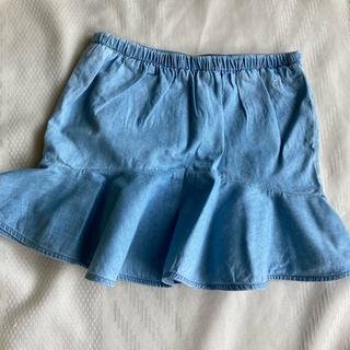 クロエ ガールズ キッズ スカート 120