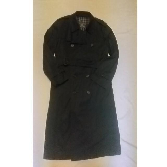 BURBERRY(バーバリー)の[美品] Burberrys バーバリーズ トレンチコート ネイビー ロング丈 メンズのジャケット/アウター(トレンチコート)の商品写真
