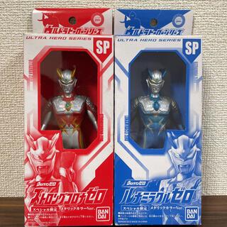 バンダイ(BANDAI)の【新品未使用品】ウルトラヒーローシリーズSP 2体セット(特撮)