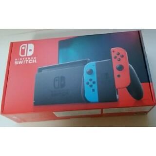 Nintendo Switch - 任天堂スイッチ Nintendo Switch 本体 ネオン  新品 未開封